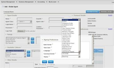 TravelCarma Inventory management system for travel agency