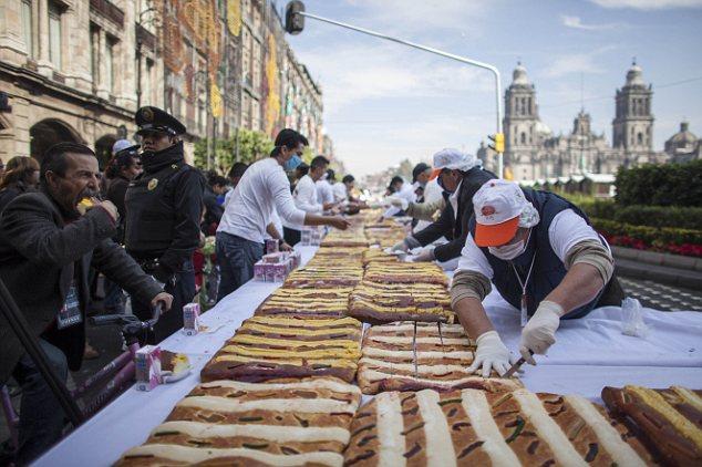 Three Kings Festival Mexico